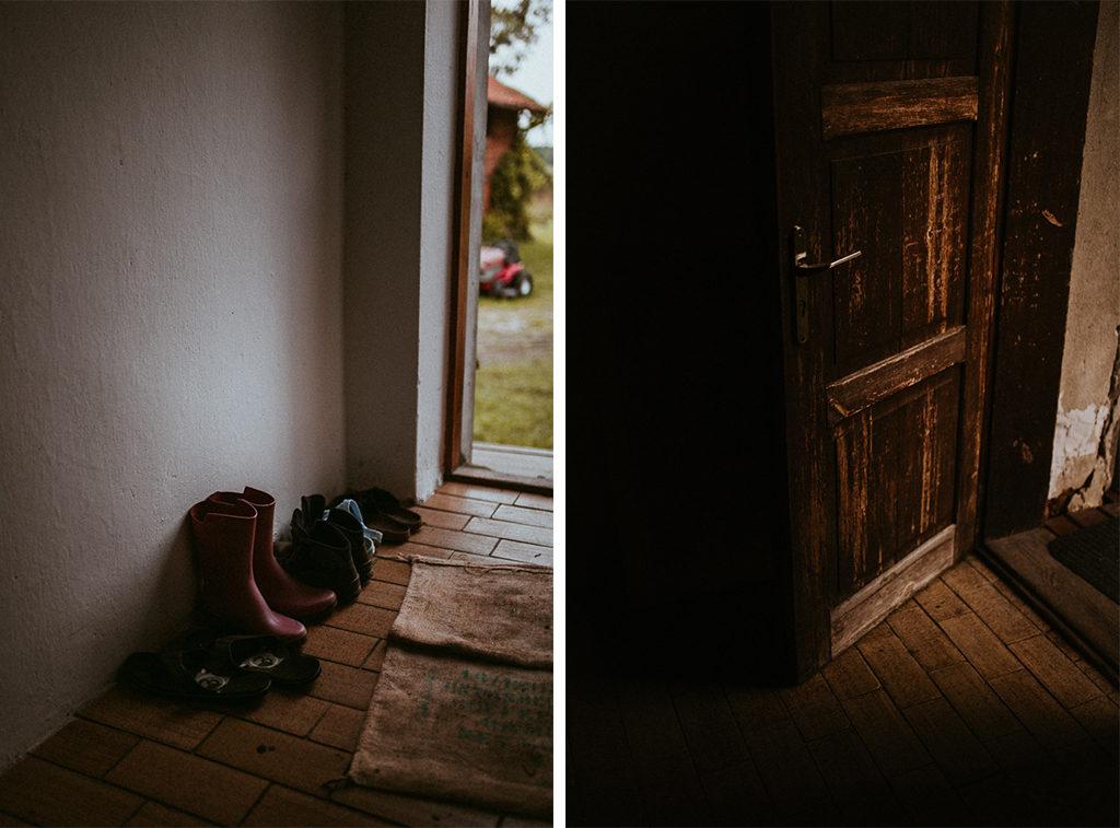 nowe kawkowo kalosze mazury stare drzwi pytlikbak fotografia
