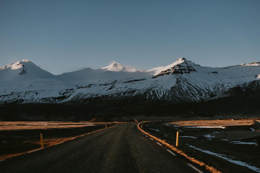 droga na islandii iceland 1 road pytlikbak