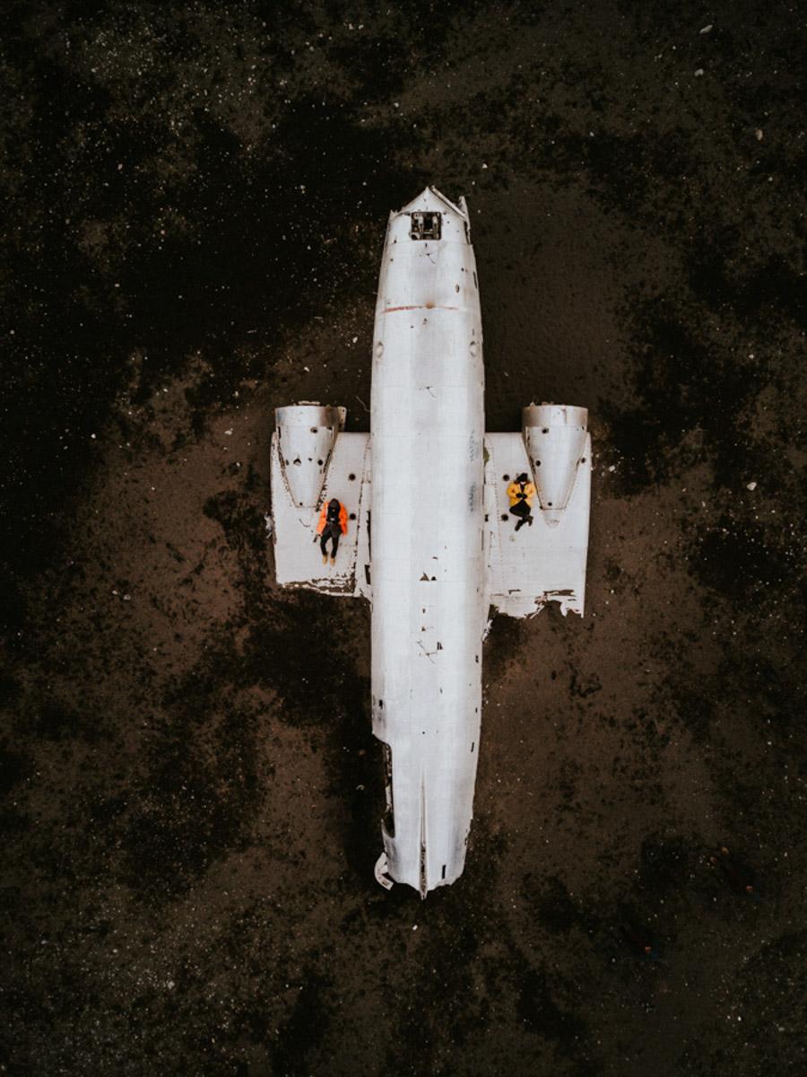dacota dc3 plane wrack samolot pytlikbak Adrian Pytlik Marta Bąk Fotograf