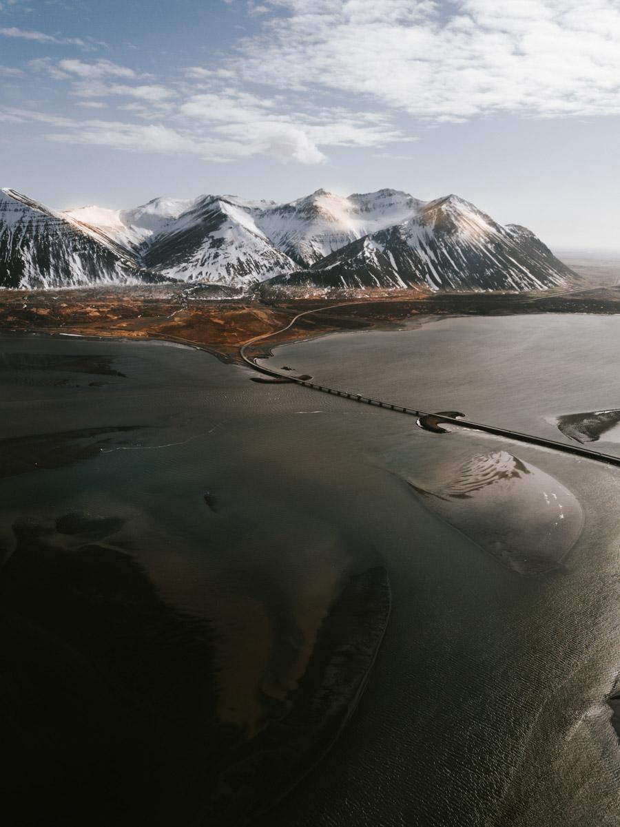 Islandia Iceland drone dji mavic travel podróż pytlikbak