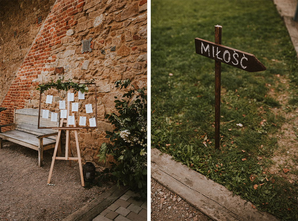 Ślub w Dolinie Cedronu Kraków Leńcze pytlikbak dekoracje