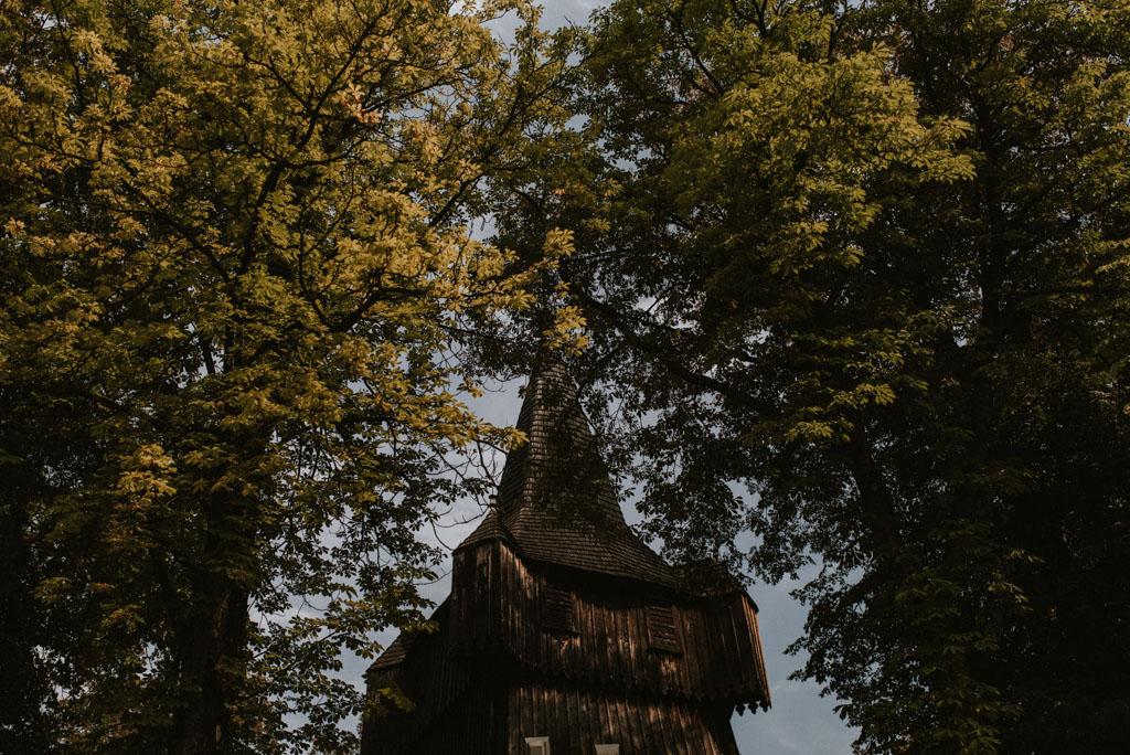 Kościół Rzymskokatolicki Pw. Wniebowzięcia NMP Wola Radziszowska stary zabytkowy kościół Ślub w Dolinie Cedronu Kraków Leńcze pytlikbak