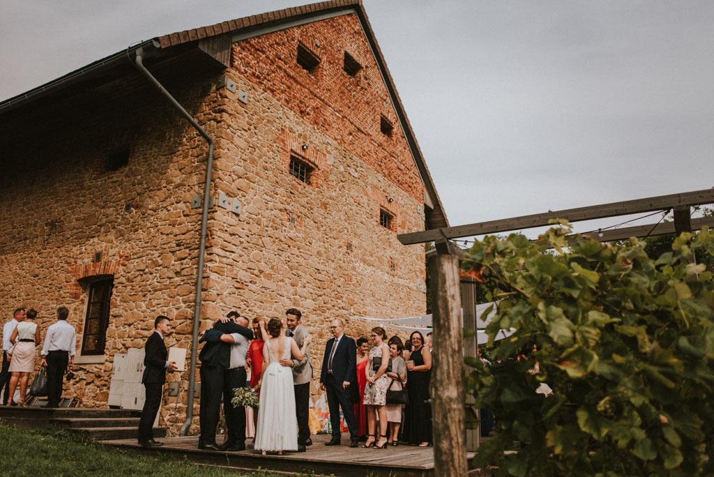 Ślub w Dolinie Cedronu Kraków Leńcze pytlikbak życzenia od gości