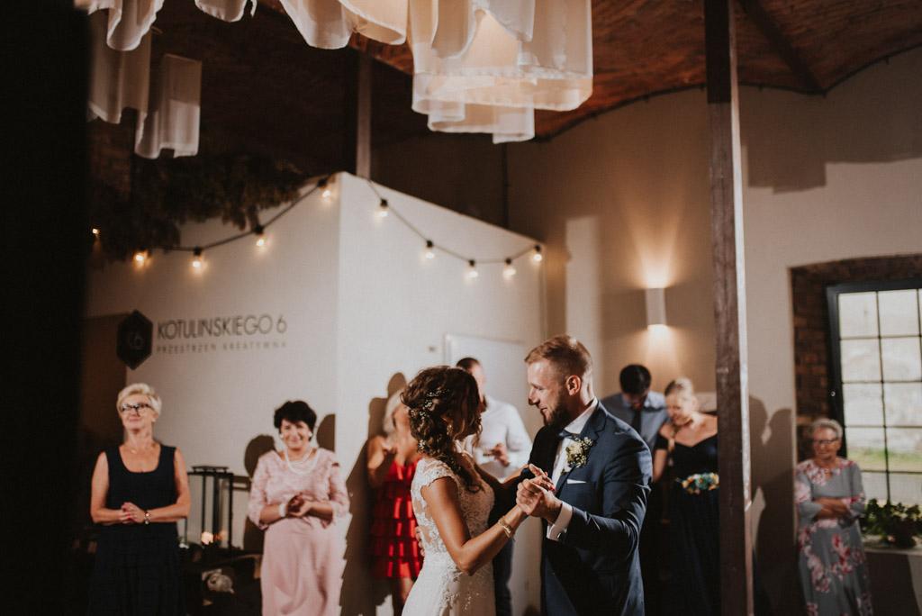 pierwszy taniec pary młodej w kotulińskiego 6