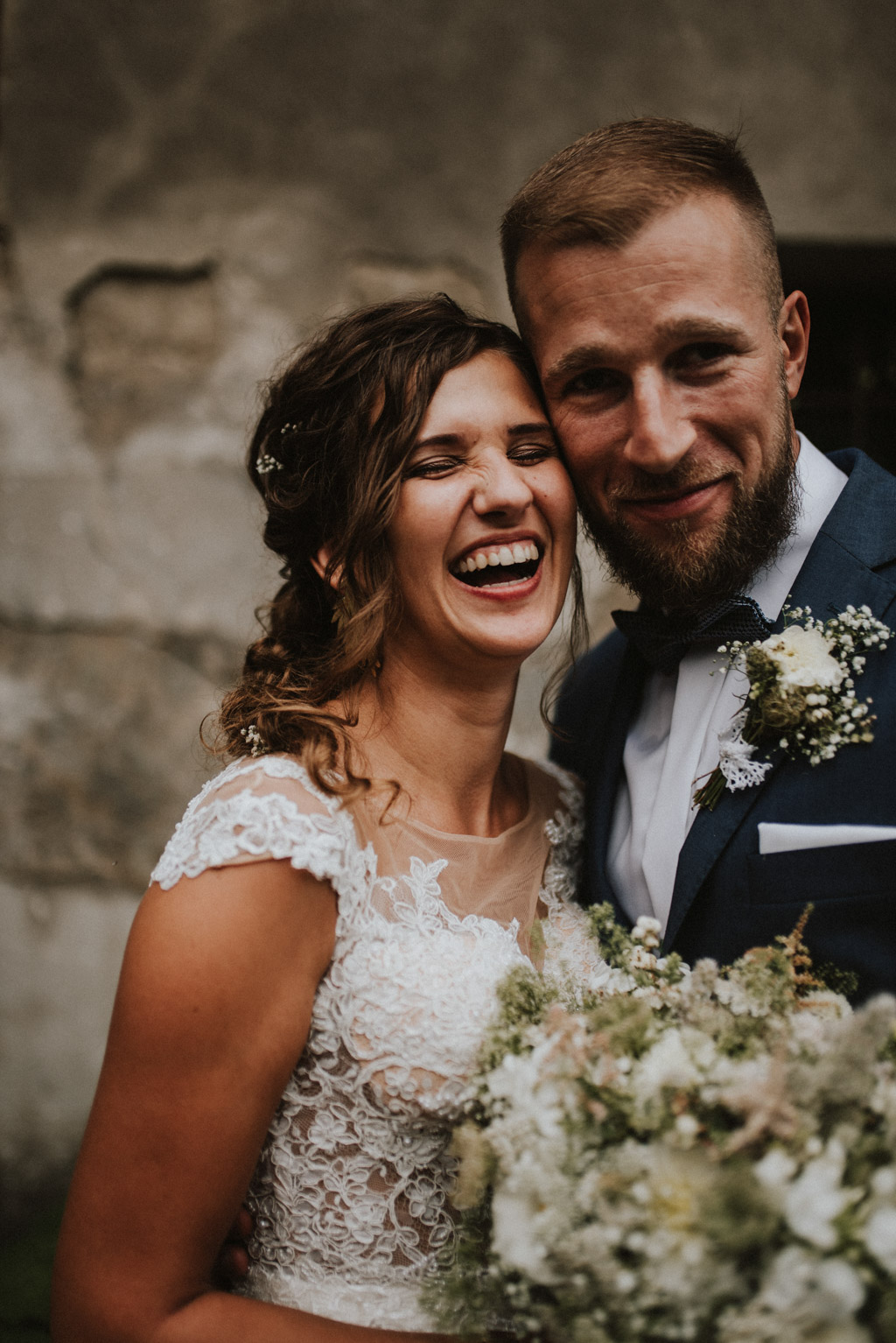 portret pary młodej sesja w dniu ślubu w kotulińskiego 6