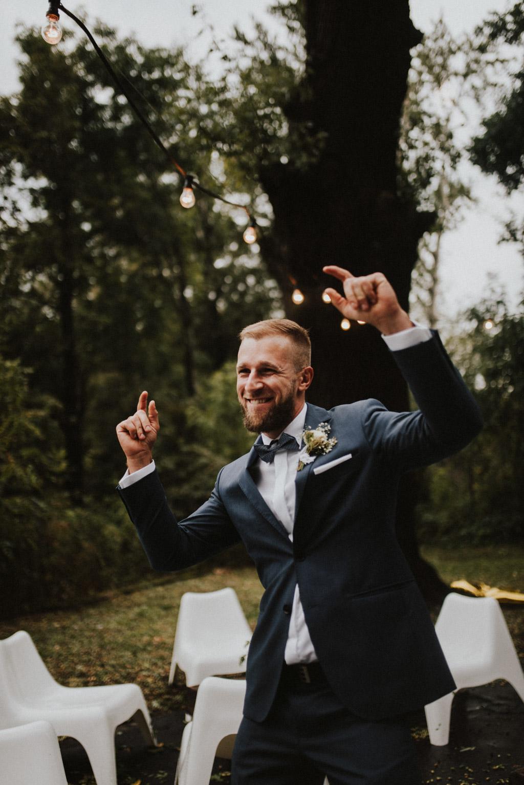 taniec pana młodego wesele plenerowe kotulińskiego 6