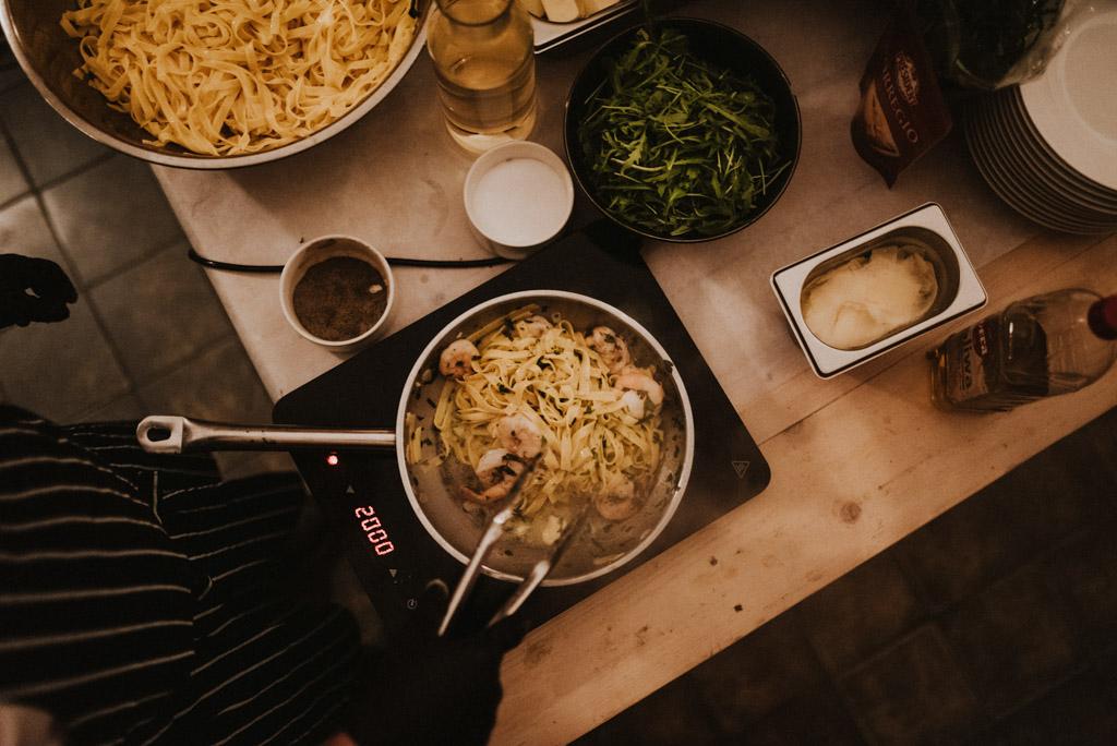live cooking na weselu w kotulińskiego 6