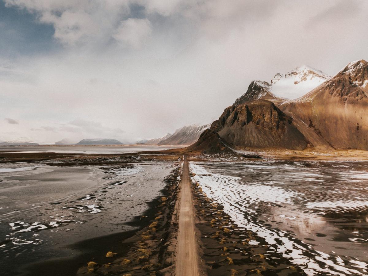 Sesja na Islandii Pytlik Bąk Islandia
