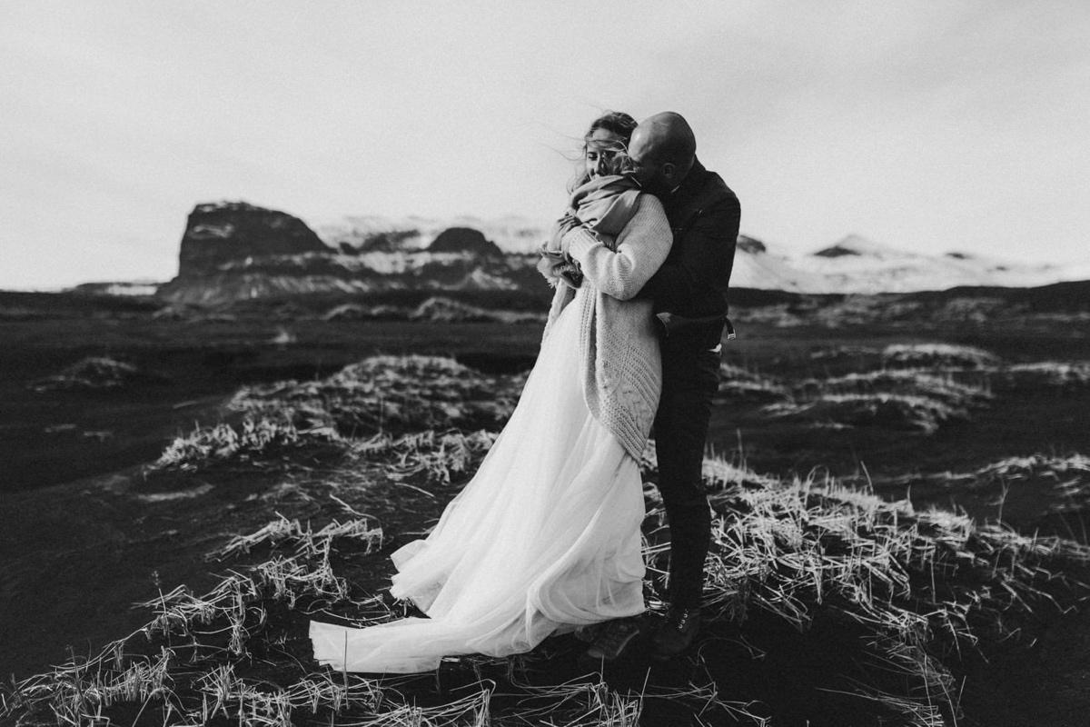 sesja plenerowa na Islandii