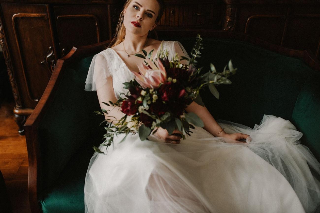 Dworek new restaurant wesele śłub w bielsku fotograf ślubny bielsko biała