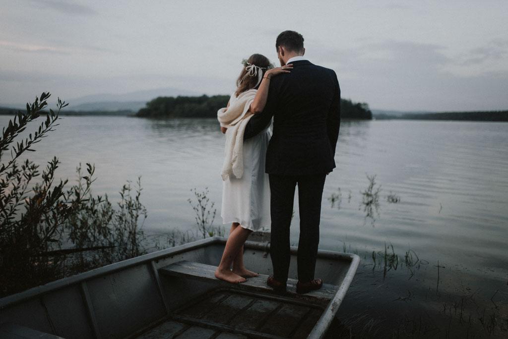 sesja rodzinna na słowacji sesja ciążowa sesja poślubna plener na łódce jezioro pytlikbak