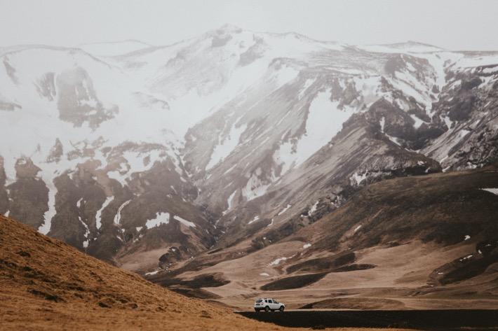 Pytlikbak islandia dacia duster vik iceland