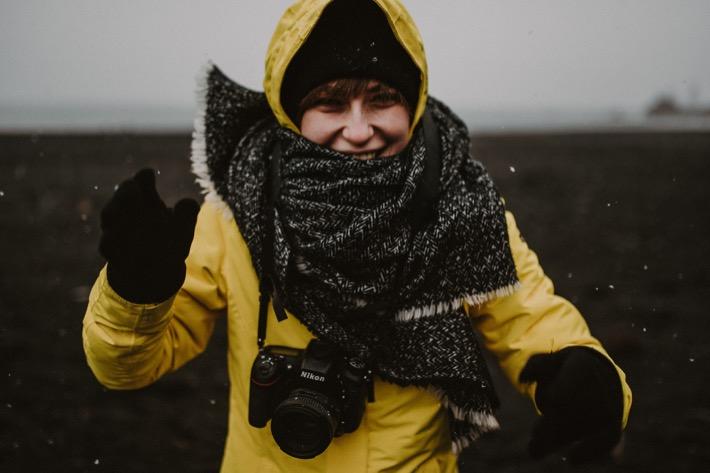Aneta Wieczorek Islandia fotograf