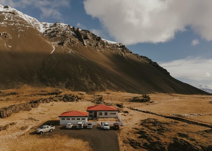 iceland airbnb hofn domki na islandii nocleg hotel