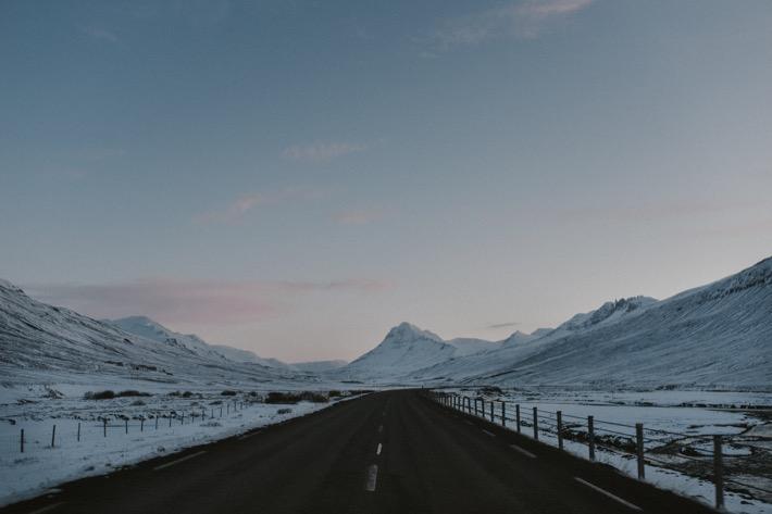 akureyri road