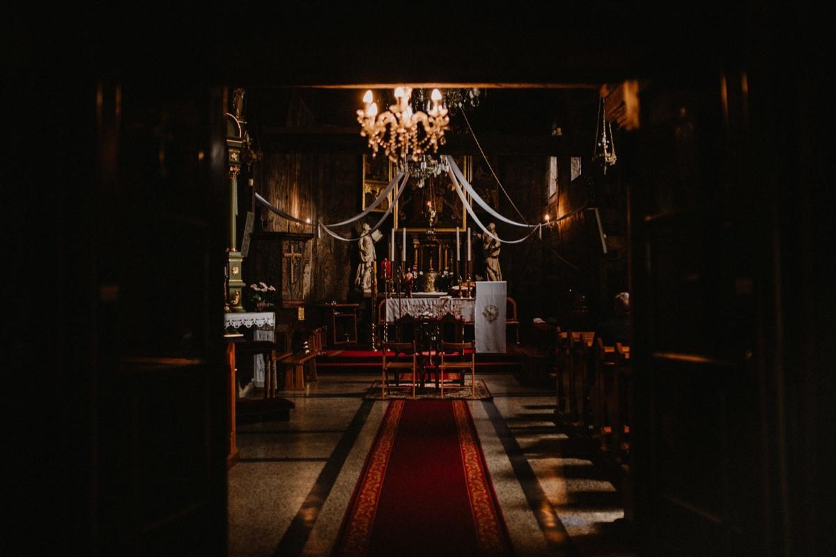 kościół świętej barbary mikuszowice śląskie