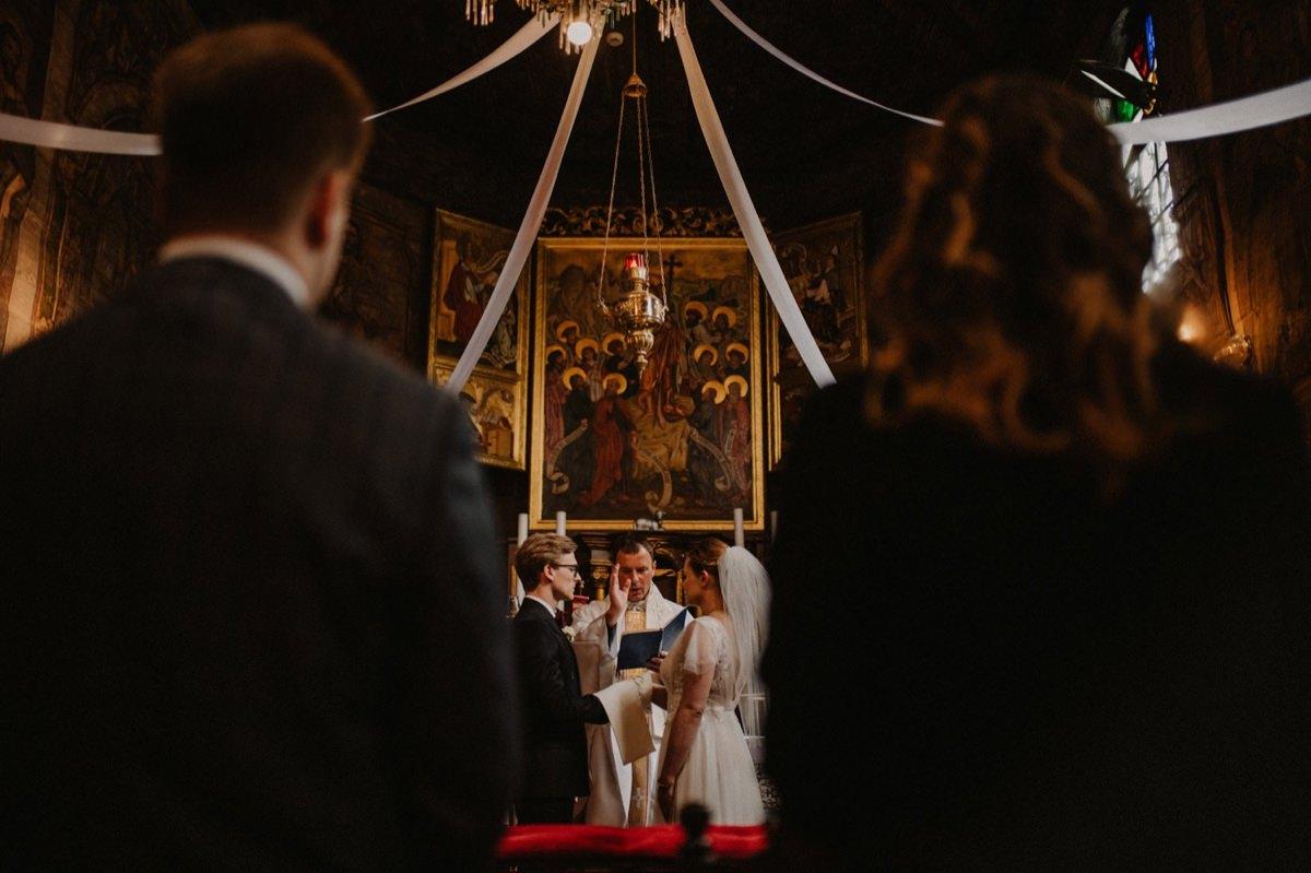 kościół świętej barbary mikuszowice śląskie ślub Dworek New restaurant