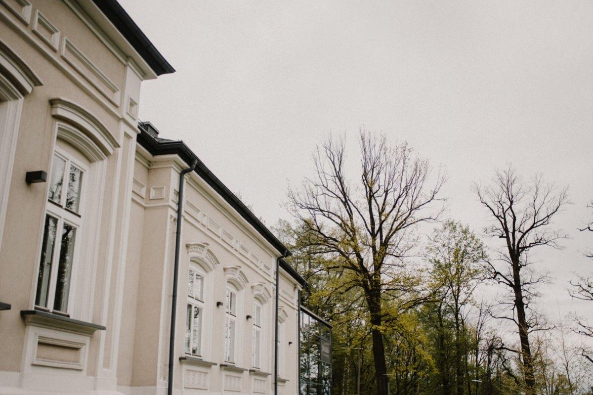 Dworek New Restaurant Bielsko Biała ślub wesele