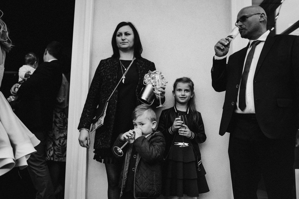 Dworek New Restaurant Bielsko Biała ślub wesele dzieci na weselu